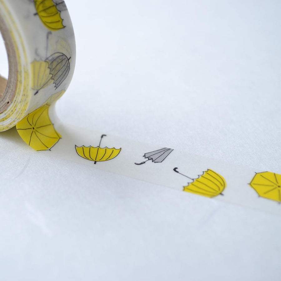 Monokoto store x Shuzi Orishige Washi Tapes - (Umbrella)