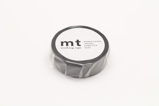 MT Matte Gray Washi Masking Tape