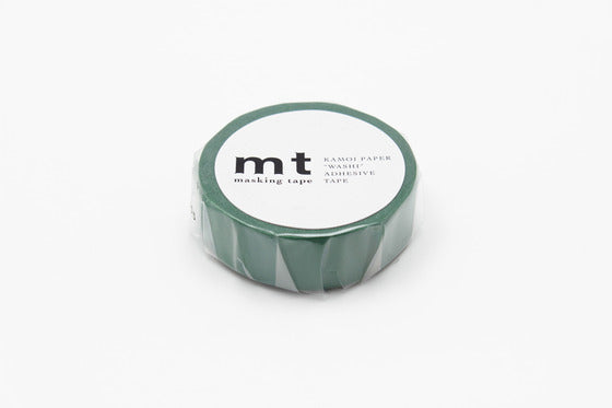 MT Peacock Washi Masking Tape