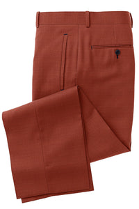 Flamin' Red Solid Suit