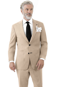 Fawn Solid Suit