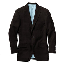 Load image into Gallery viewer, Black medallion luxury blazer
