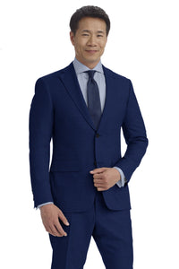 Blue Medallion Suit