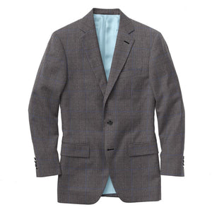 Grey Royal Glen Plaid Suit