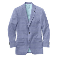 Load image into Gallery viewer, Light Blue Sharkskin Suit