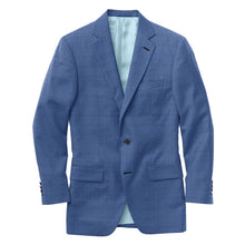 Load image into Gallery viewer, Royal Blue Sharkskin Suit