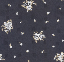 Load image into Gallery viewer, Navy Ivory Floral