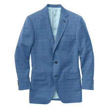 Load image into Gallery viewer, Light Blue Tic Weave Suit