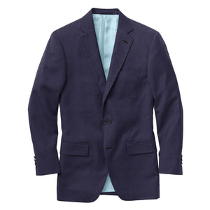British Navy Solid Suit