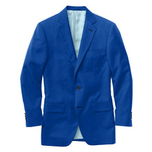 Load image into Gallery viewer, Bright Navy Solid Suit