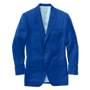 Bright Navy Solid Suit