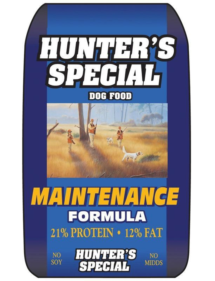 HUNTERS SPECIAL MAINTENANCE FORMULA DOG FOOD