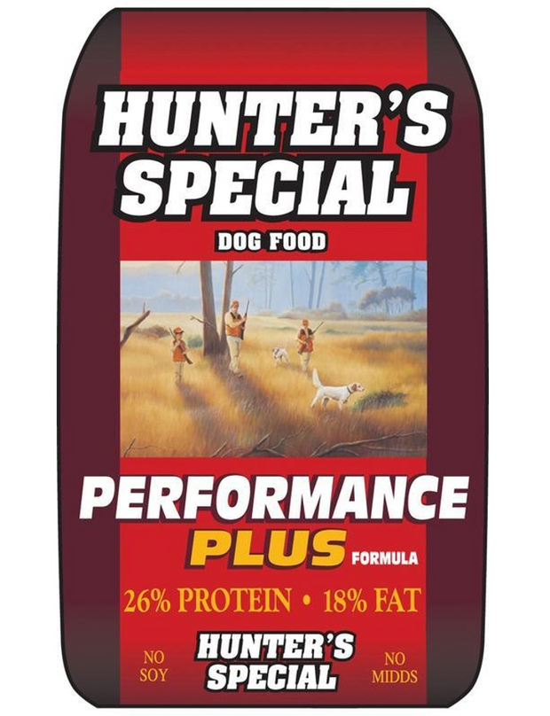 HUNTERS SPECIAL PERFORMANCE PLUS DOG FOOD