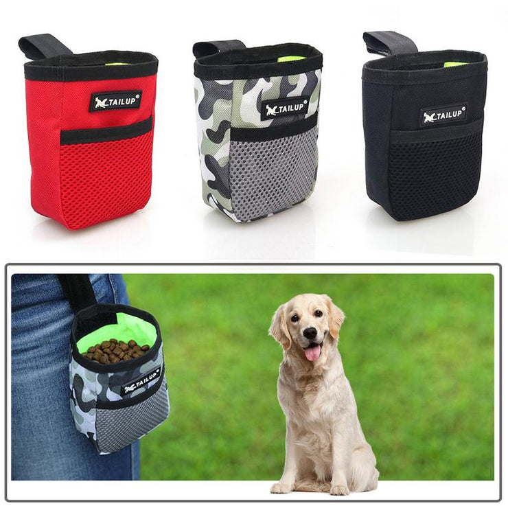 Portable Dog Snack Bag for Training your Pet