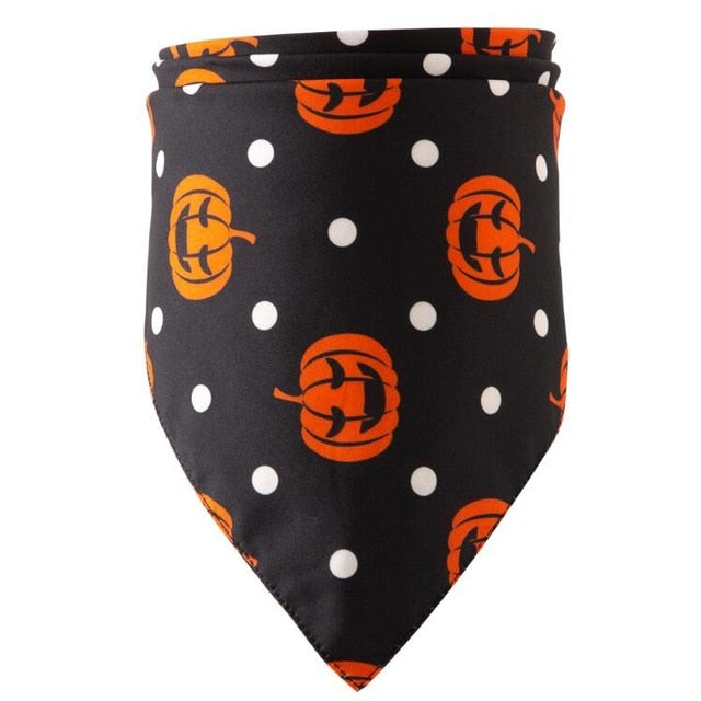 Christmas / Halloween Dog Bandana for Small to Large Dogs
