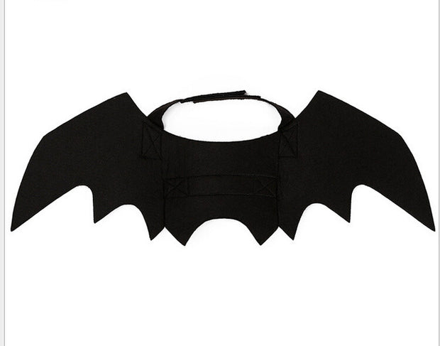 Halloween Dog Costumes Bat Wings