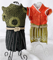 Kimono Samurai Pet clothes Japan Style Costume