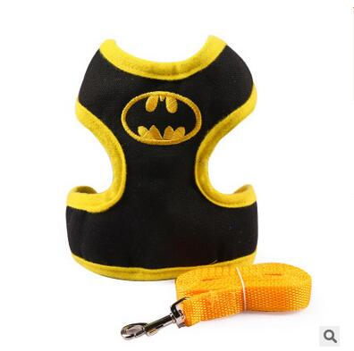 Cute Small Nylon Dog Harness for Training