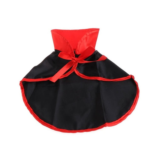 Cute Pet Cloak Vampire Costume