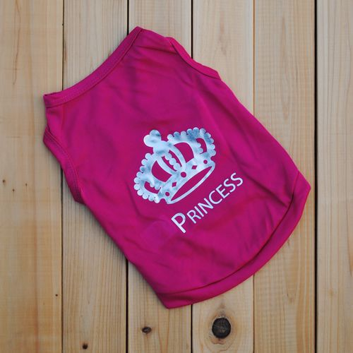 Dog T-Shirt - Cute Princess