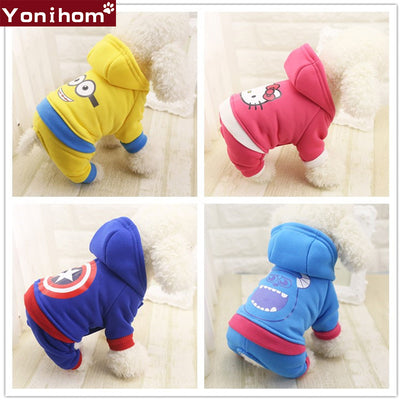 Cute Cotton Clothing w/Hoodies