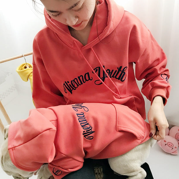 Cotton French Warm Hoodies