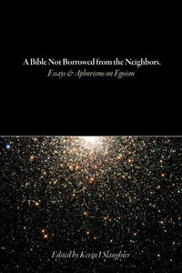 A Bible Not Borrowed from the Neighbors.