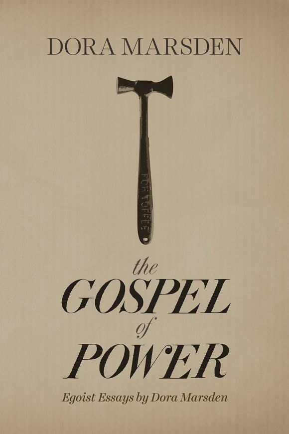 SA1185 | The Gospel of Power | Dora Marsden
