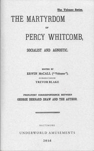 SA1010 | Martyrdom of Percy Whitcomb | Ltd.Ed.66
