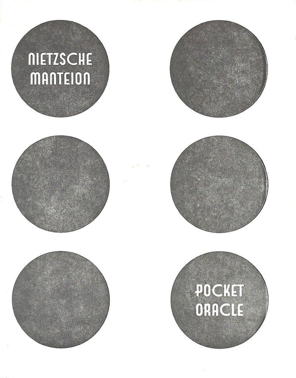 Nietzschemanteion Pocket Oracle