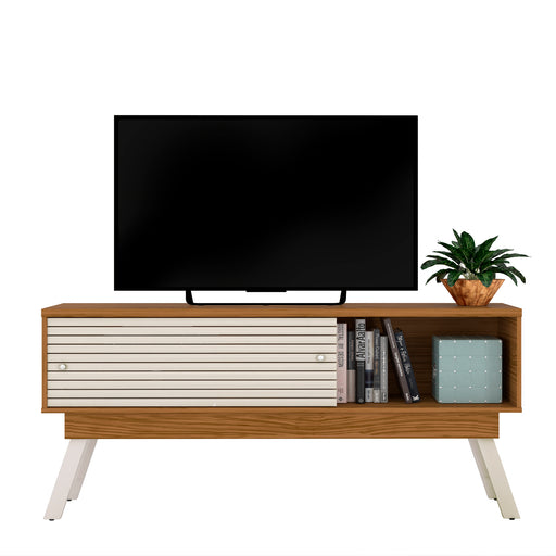 Mesa de TV Florens Natural/beige