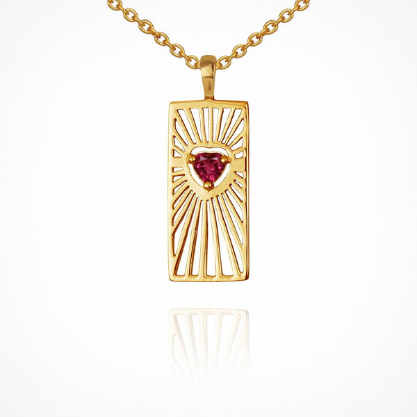 Temple Of The Sun Beloved Necklace