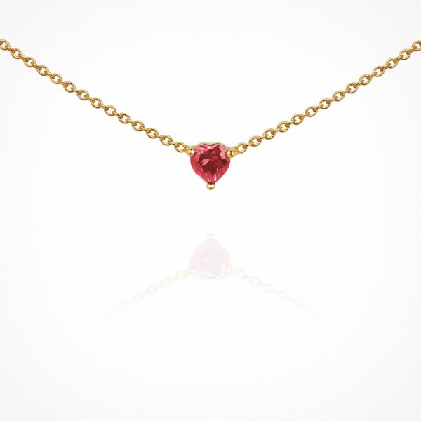 Temple Of The Sun Tourmaline Venus Necklace