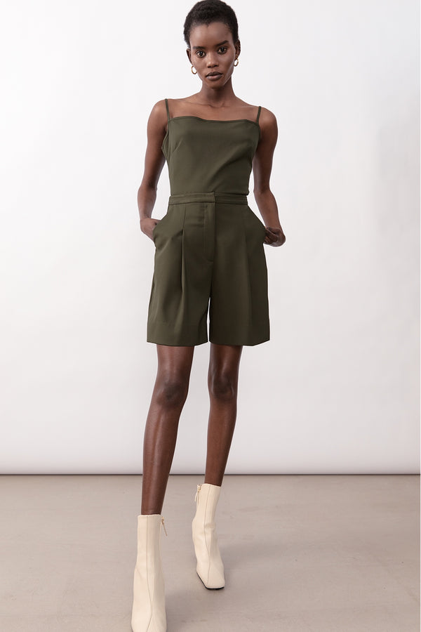 Harris Tapper Olive Oliver Short