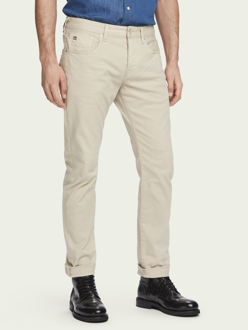 Scotch & Soda Sand Ralston Jean