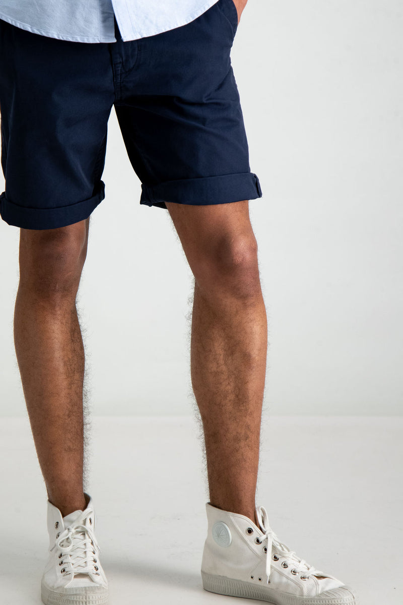 Garcia Dark Moon Santo Short