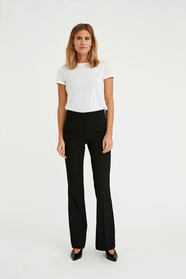 Five Units Long Black Clara Pant
