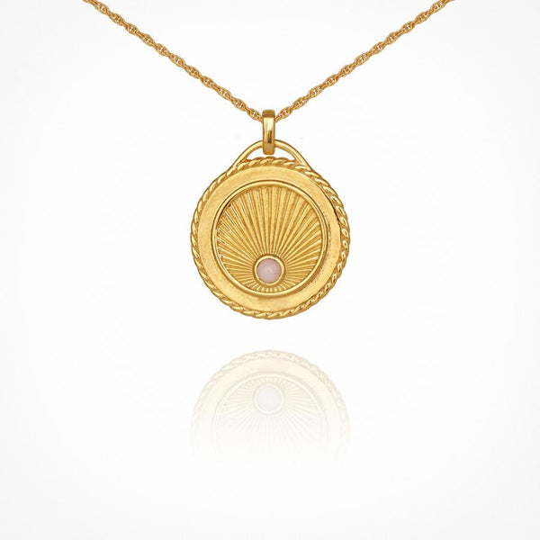 Temple Of The Sun Aadi Necklace