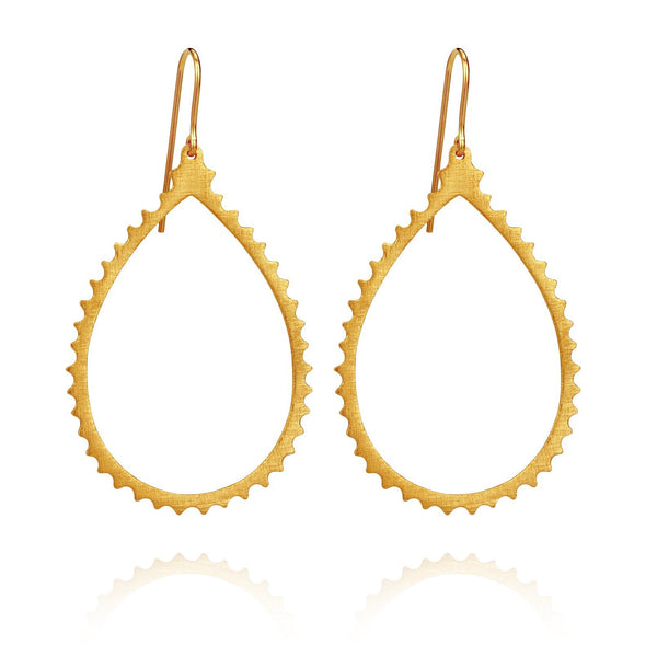 Temple Of The Sun Cassandra Earrings