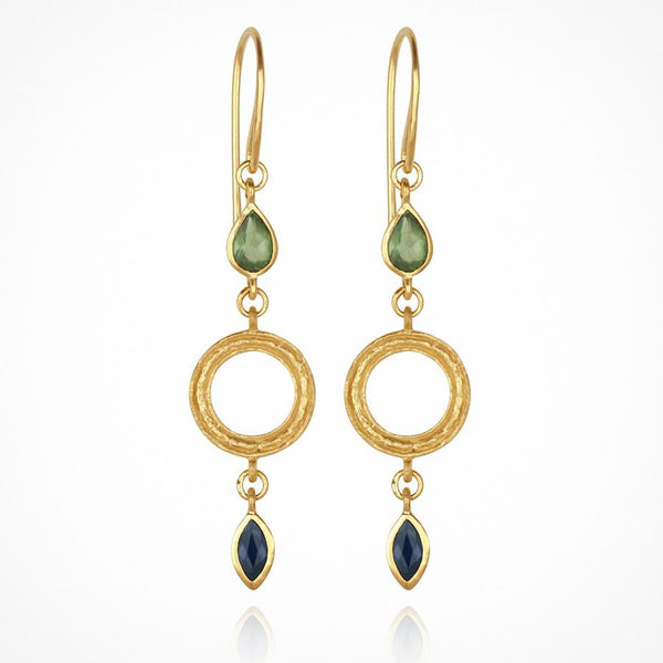 Temple Of The Sun Klara Earrings