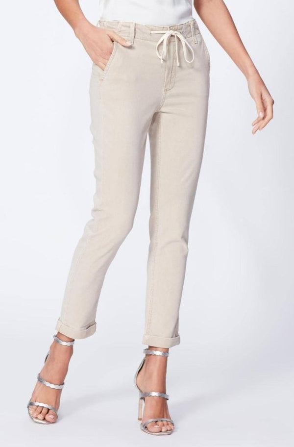 PAIGE Vintage Warm Sand Christy Pant