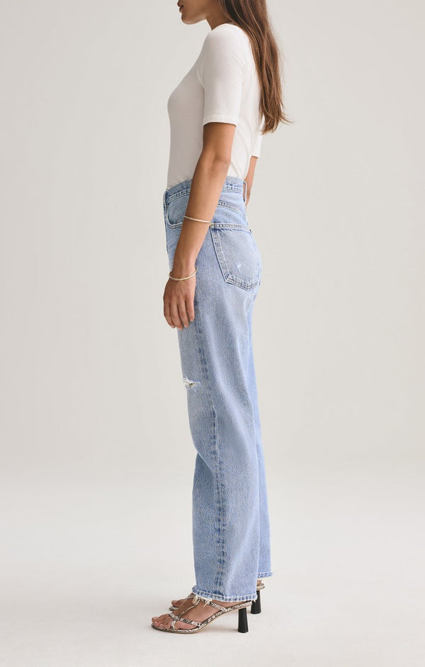 AGOLDE Captured 90's Mid Rise Loose Fit Jean