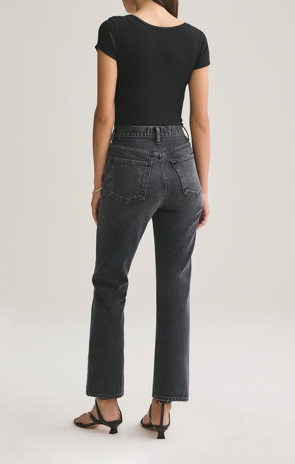 AGOLDE Photogram Pinch Waist Kick Jean