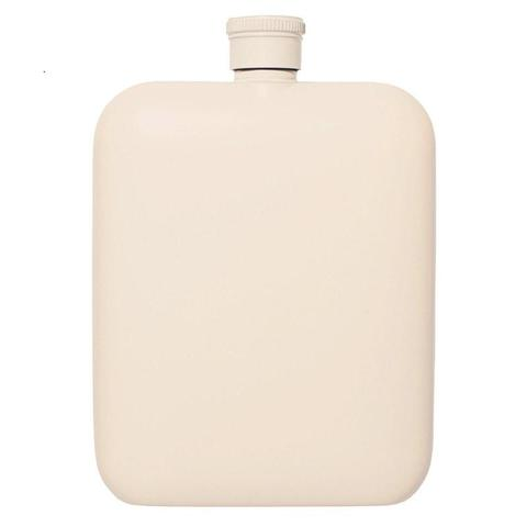 Izola Cream Stainless Steel Flask