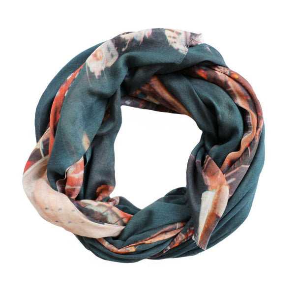 Good & Co Birds Eye Viaduct Scarf