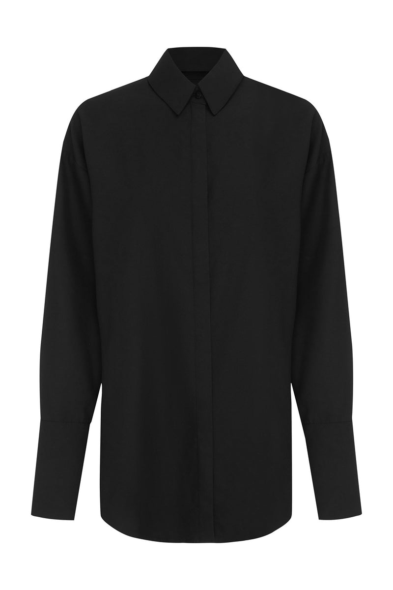 Harris Tapper Black Kate Shirt
