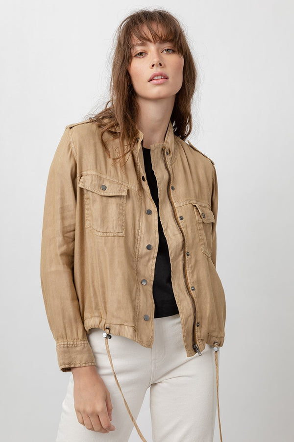 Rails Toffee Collins Jacket