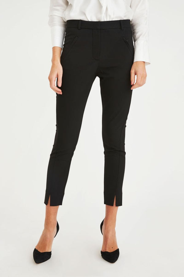 Five Units Black Glow Angelie Split Pant