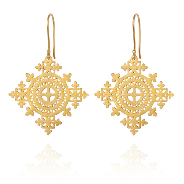 Temple Of The Sun Sami Earrings