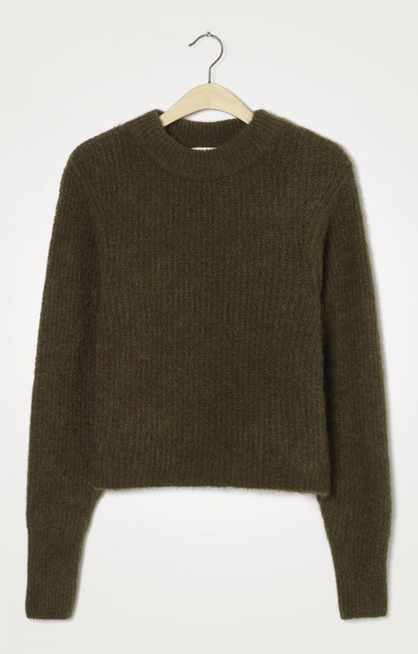 American Vintage Jungle Melange East Knit